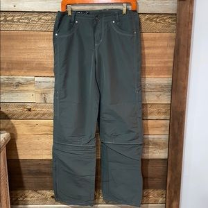 Kuhl Convertible Hiking Pants 10